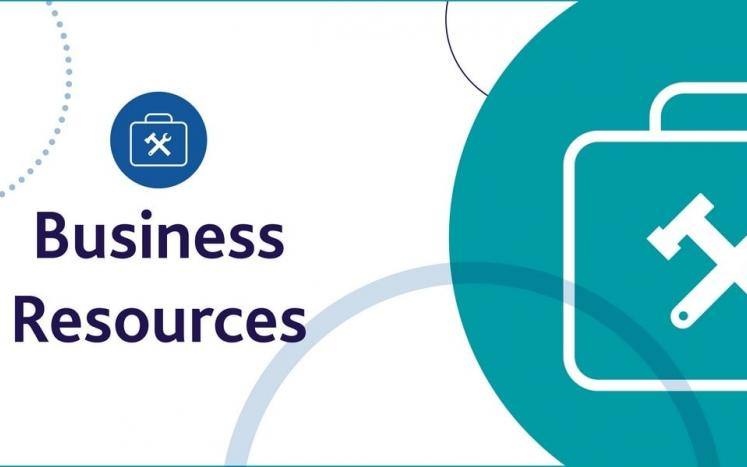 Business Resources Graphic